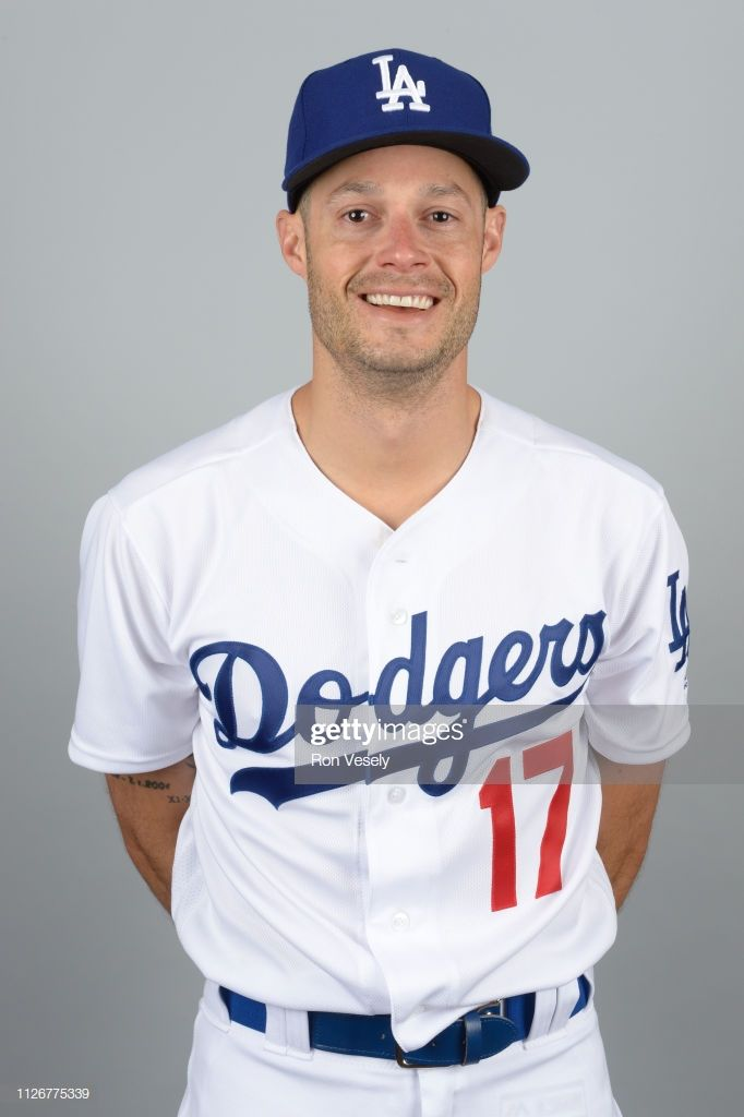 purchase cheap 57fad 3c74b Joe Kelly of the Los Angeles Dodgers poses during Photo Day ...