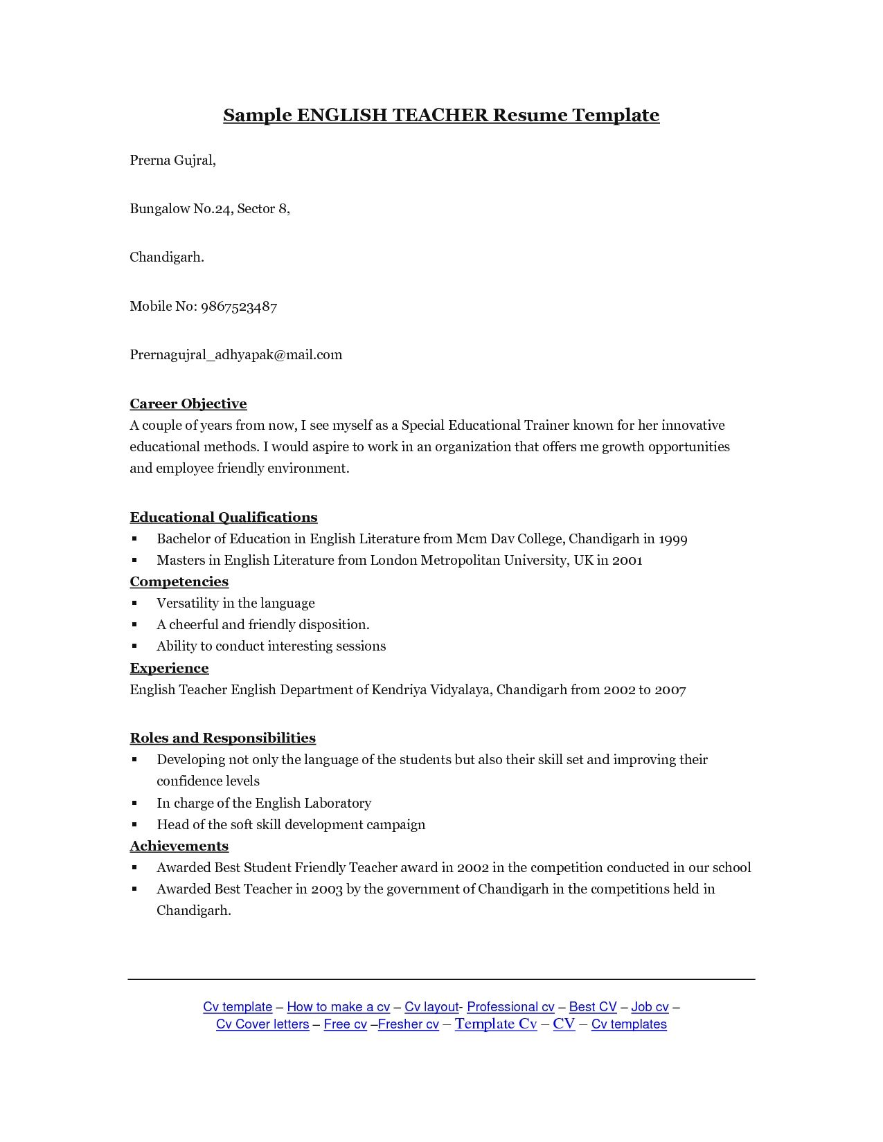 Resume Google Docs Template Cover Letter Free Templates For  Home
