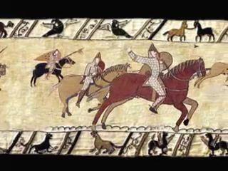 La tapisserie de bayeux d 39 une longueur totale de soixante - Qu est ce que la tapisserie de bayeux ...