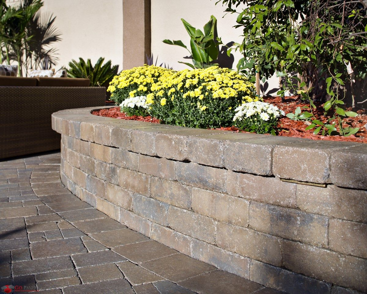classic garden and for decor ideas landscaping designs hanging flower elegant gravel landscape front nice yard with planters planter