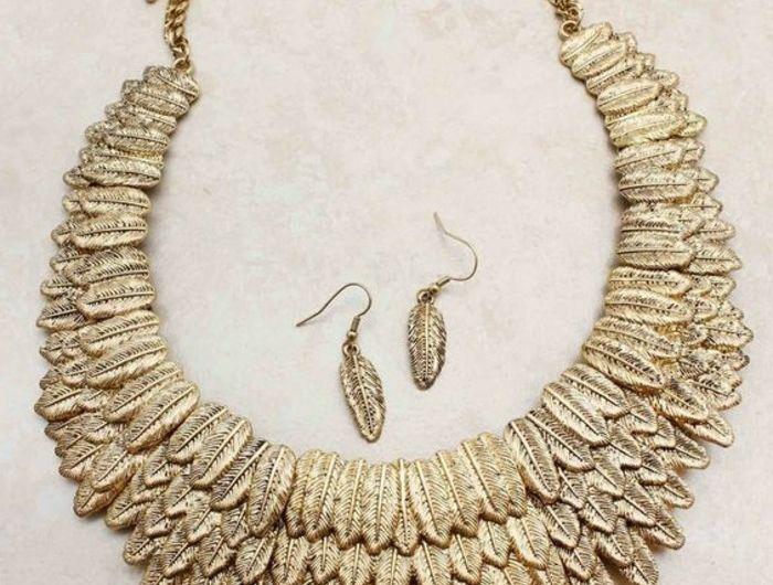 bijoux sautoir fantaisie gemo