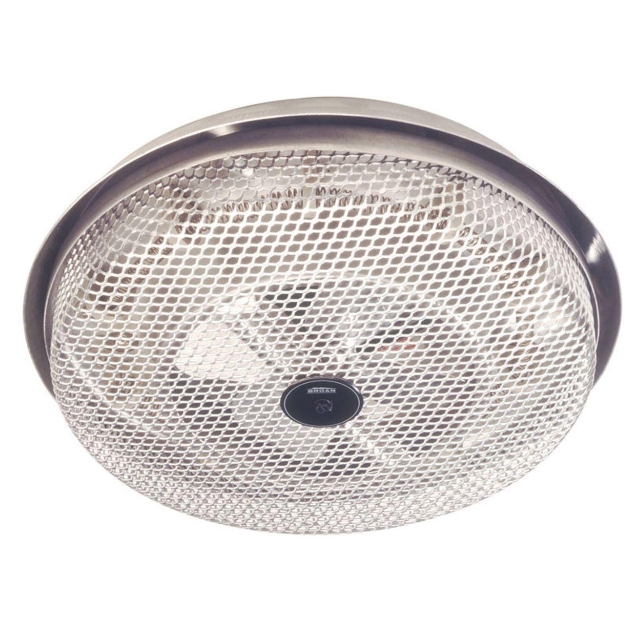 Broan® Surface Mountain Ceiling Heater (154) Bath Fans