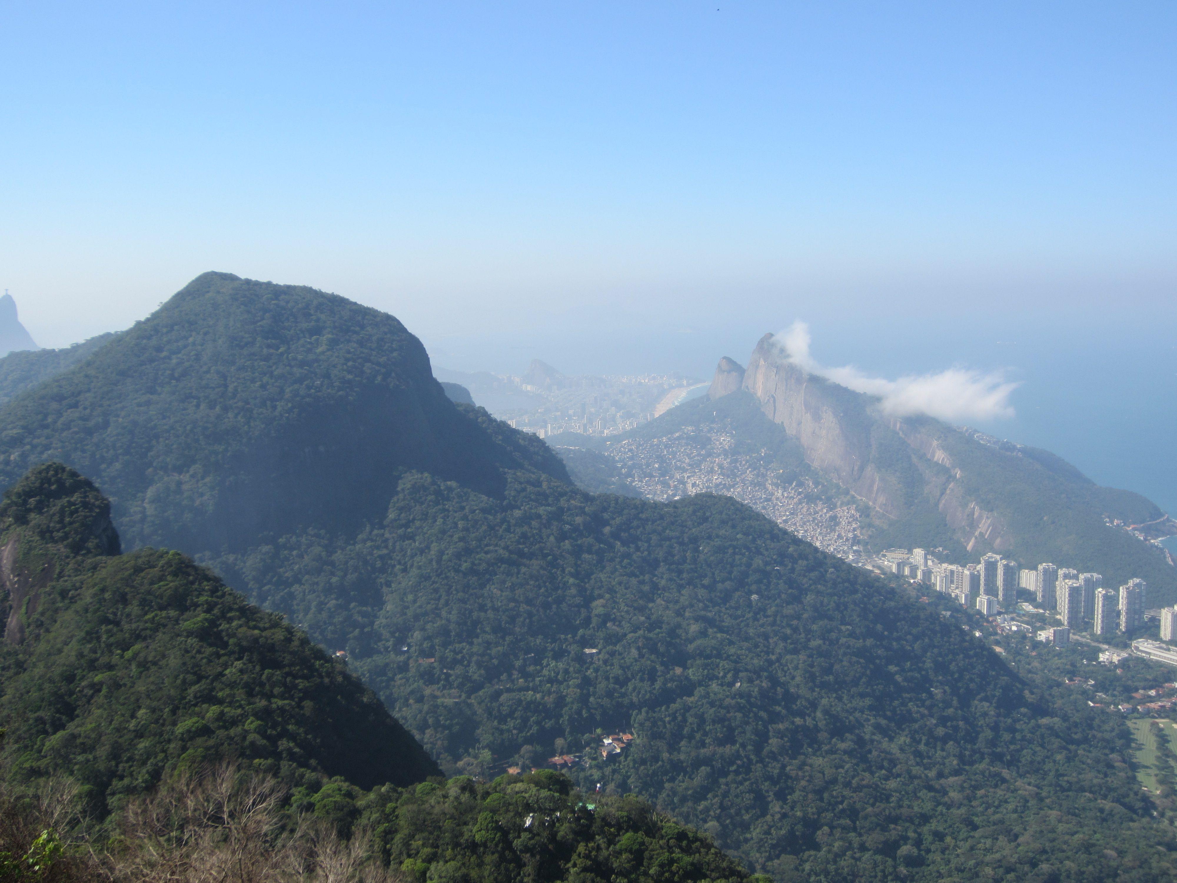 Vista da Pedra Bonita [Rio de Janeiro - RJ]