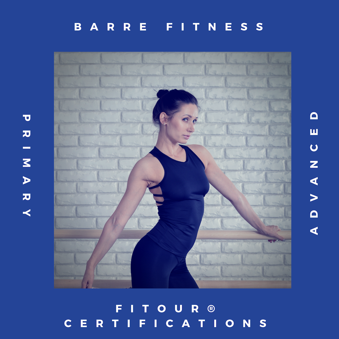 Hey Hey Did You Know Fitour Primary Advanced Barre Certification