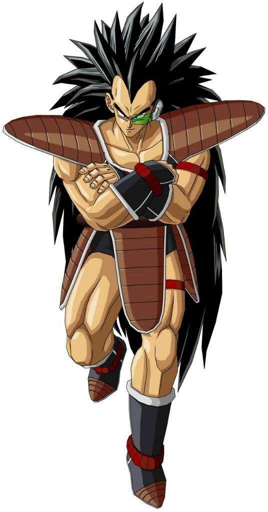 Raditz Goku S Brother Dragon Ball Personajes De Goku Dragones