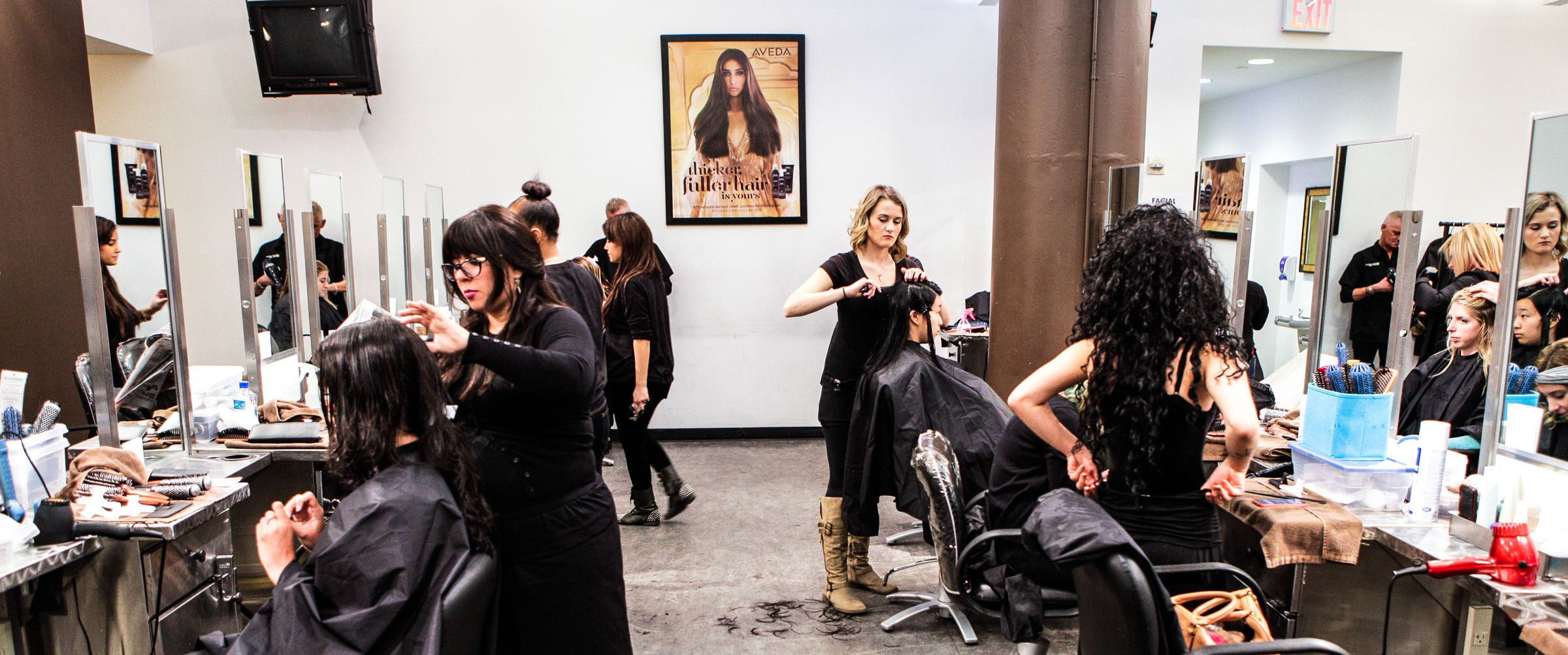 Guest Services   Aveda Institute Minneapolis   Best cosmetology ...