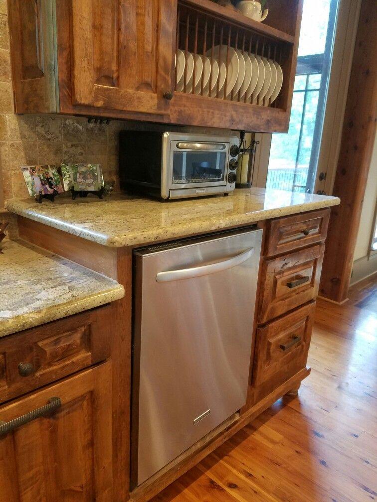 Raised Dishwasher House Design Kitchen Kitchen Home Kitchens