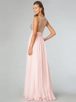Kleid trauzeugin pink