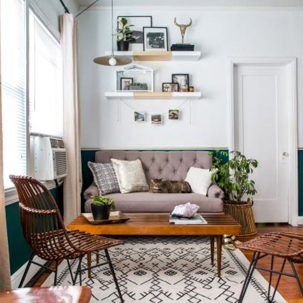 Large Studio Apartments: A Small Studio Apartment Gets A Large Dose Of Function And