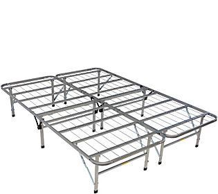 Hollywood Bed Cal King Size Bedder Base Qvc Com Cal King