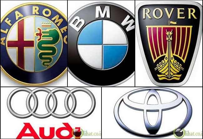10 Desain Logo Mobil Terbaik di Dunia dan Berikut Artinya ... on