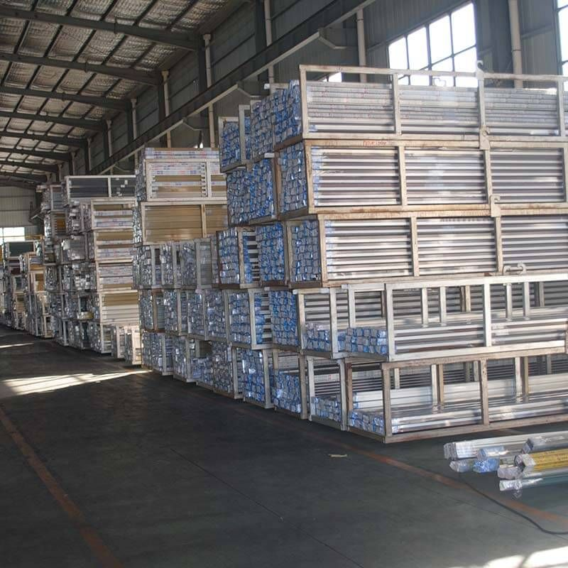 Aluminium Profile Factory Tour Factory Tours Aluminium Tile Trim