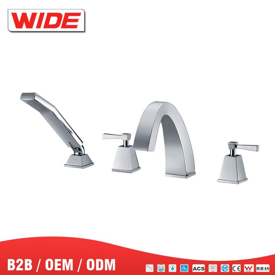 Commercial bath shower faucet chrome, upc bathtub faucets, bath ...