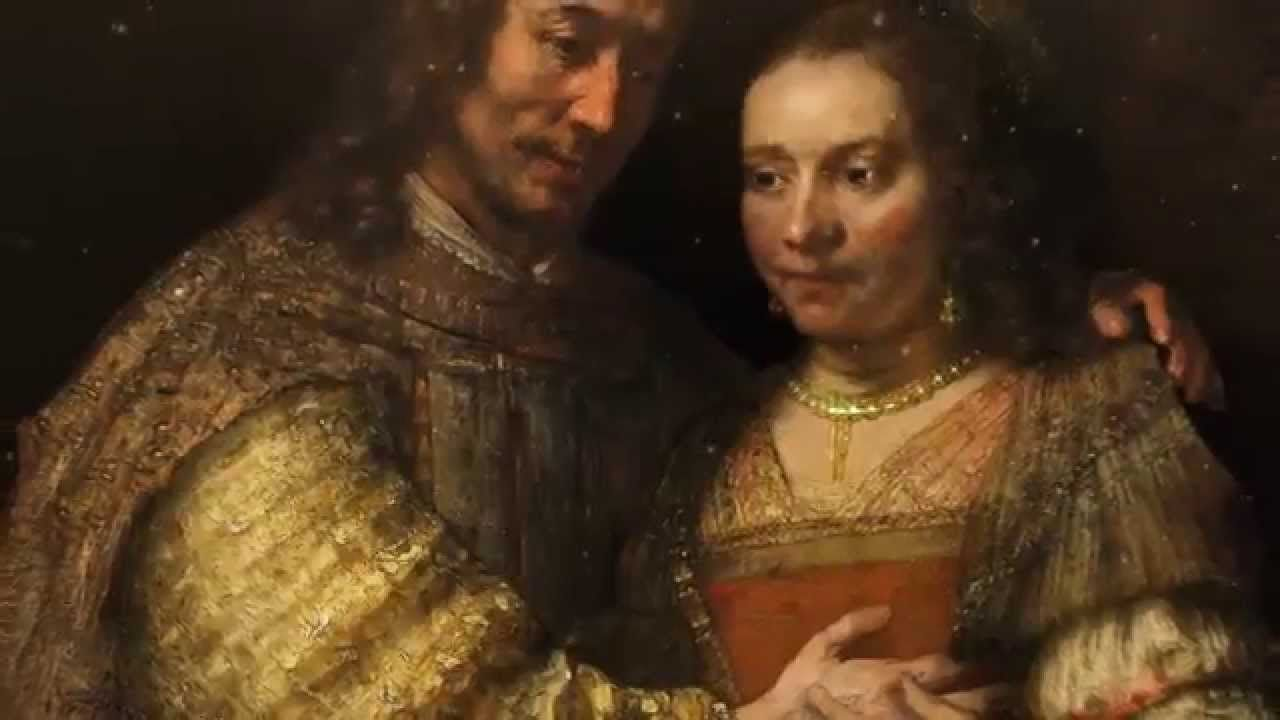"""Recently animated works """"Late Rembrandt"""" come to life, full collection"""