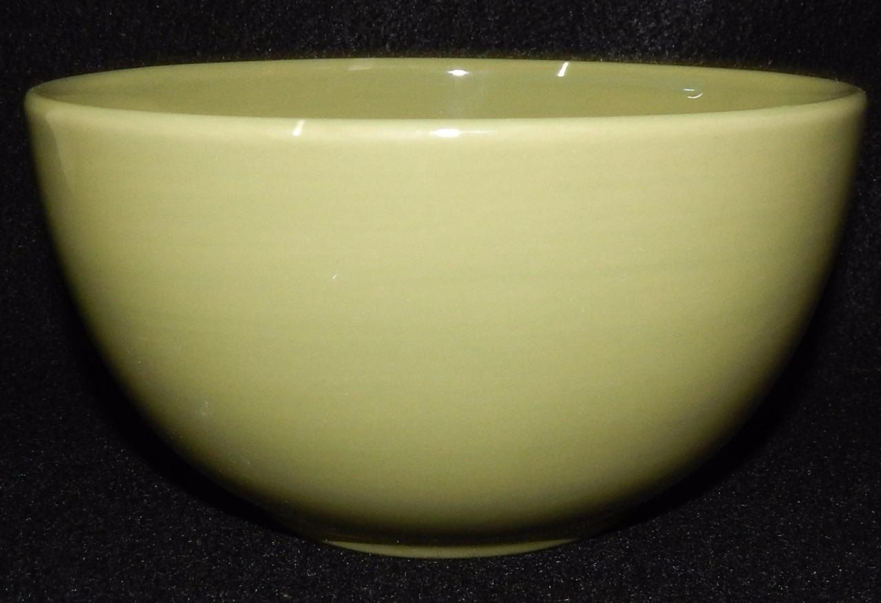 Lot of 3, Tabletops Gallery, Unlimited, MISTO Green, Soup Bowl, Hand ...
