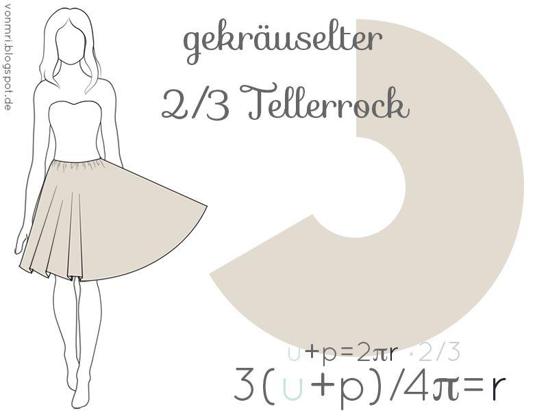 Der Tellerrock Inklusive Variationen Nähtips Pinterest Sewing