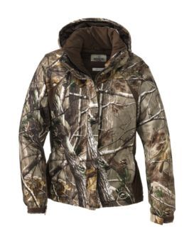 43e5b48228 RedHead® Comfort Quest BONE-DRY® Insulated Camo Jackets for Ladies ...
