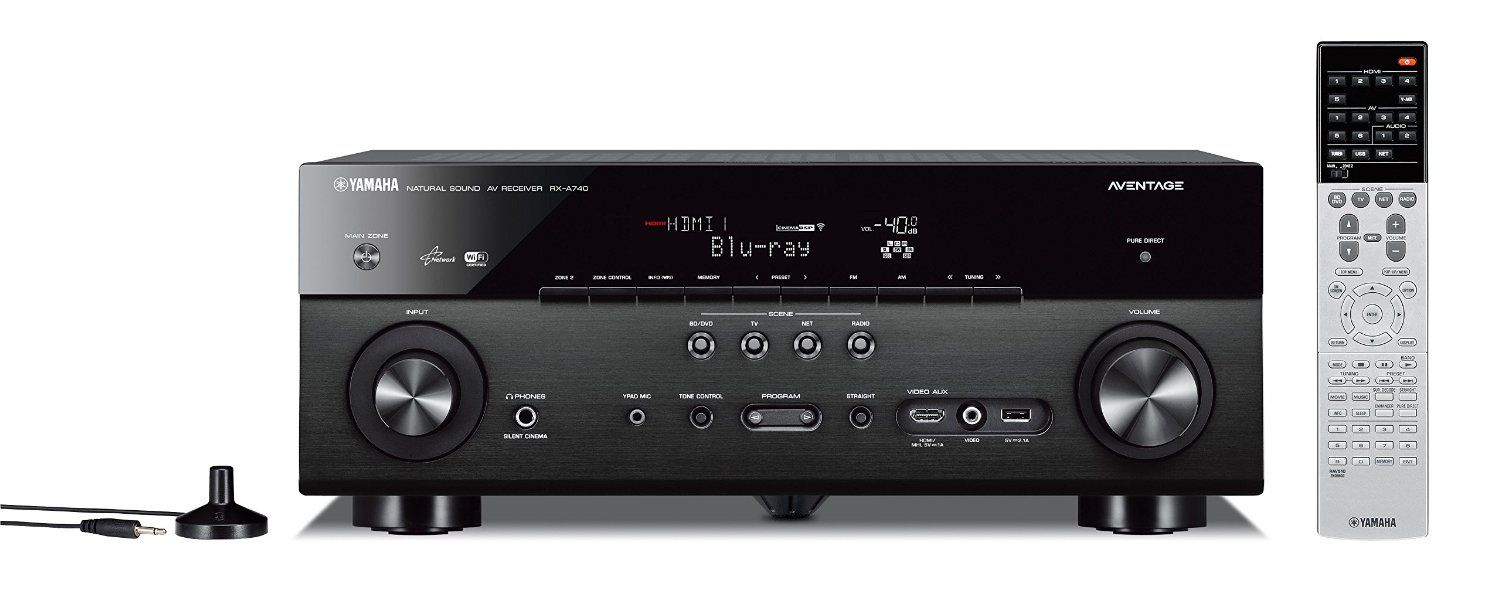 Yamaha Aventage RX-A740BL 7.2 receiver for $199.98. Free shipping @ Best Buy. Save $450 http://www.lavahotdeals.com/us/cheap/yamaha-aventage-rx-a740bl-7-2-receiver-199/46034