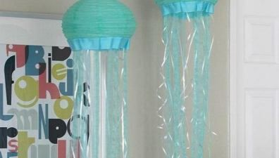 20+ Under The Sea Decorations For Your Little Mermaid's Bedroom images