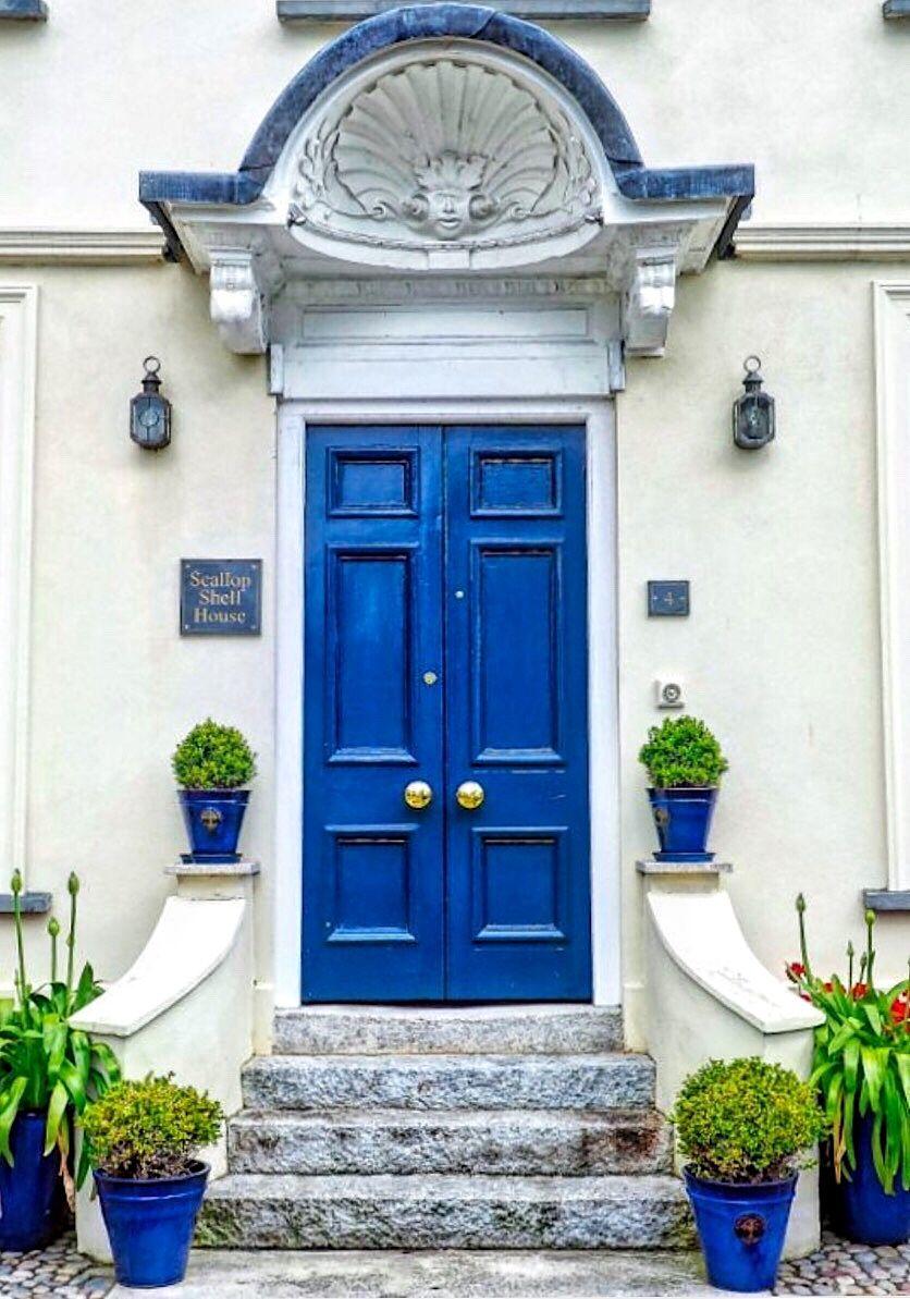 Fowey, Cornwall, England | Doors from the world | Pinterest | Türen ...