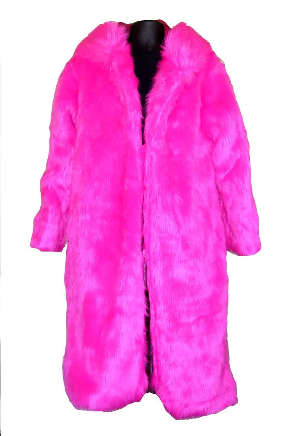 1976607e170 Hot Pink Pimp Coat