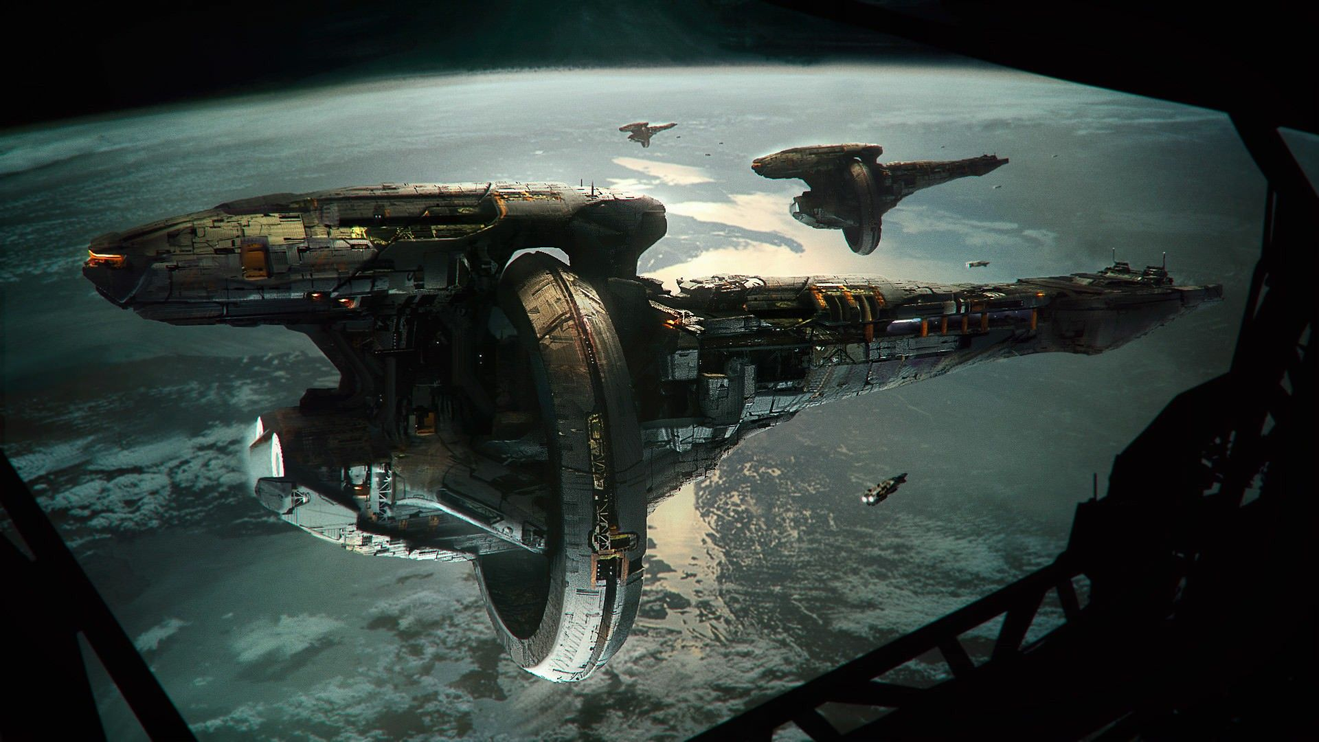 Pin by on Spaceship (With images) Sci fi concept