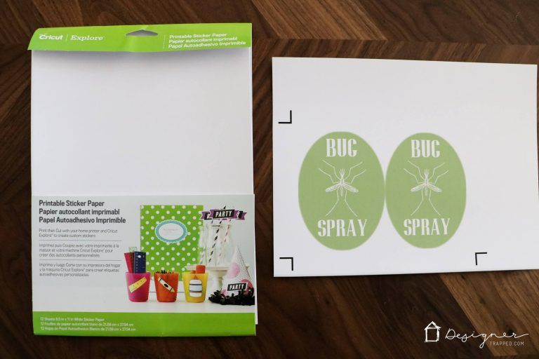 Have you ever wondered how to make stickers or labels with