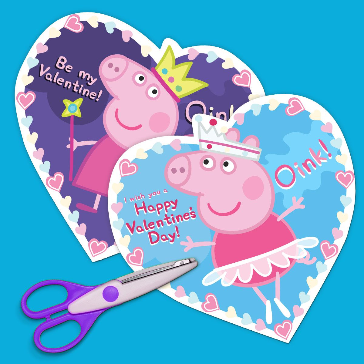 8 Cute DIY Nick Jr Valentines Day Cards – Make a Valentines Card Online