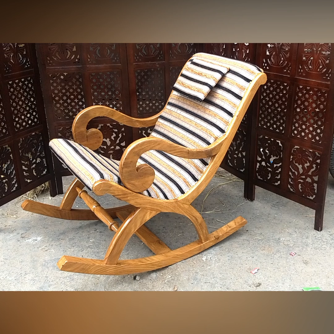 Urban Rocking Chair Quality Wood Rok 0008 Video Video Wooden