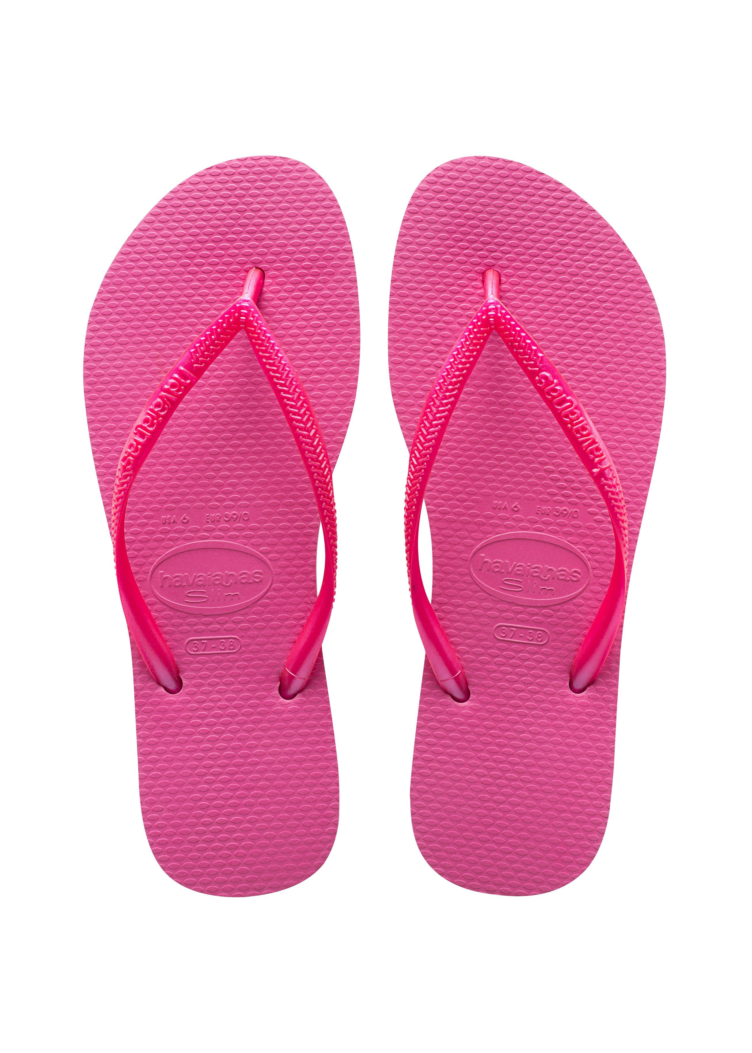 6772739b47f7 Havaianas Slim Sandal Shocking Pink Shocking Pink Price From  21