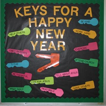 Maybe put hopes/resolutions for kids, something for them ...
