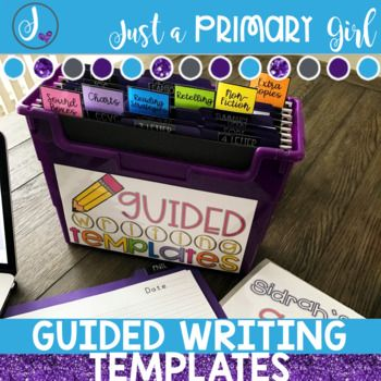 Guided writing templates pinterest guided reading and teacher guided writing templates maxwellsz