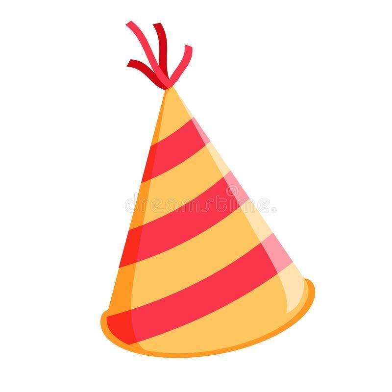 30+ Cute Birthday Hat Clipart