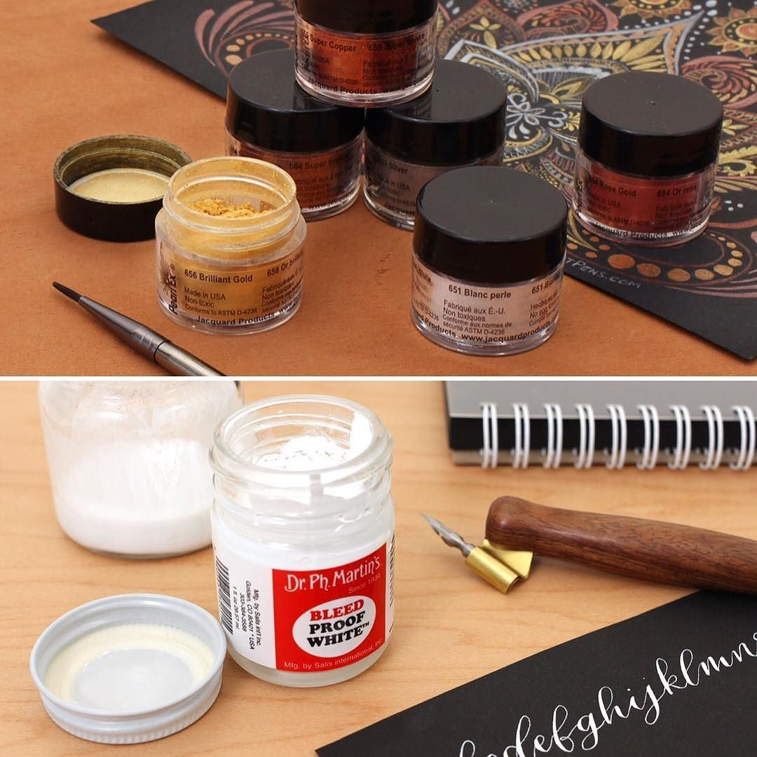 Coming This Week Plenty Of Supplies For Artists Shimmery