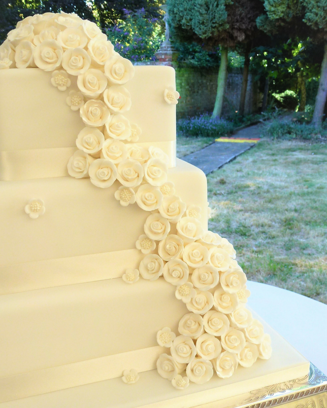 Fantastic Day | Pinterest | Square wedding cakes, Wedding cake and Cake