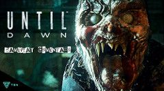 UNTIL DAWN | CORRE MIKE !! CORREEE !!