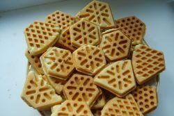 домашнее печенье в форме на газу рецепт мягкие