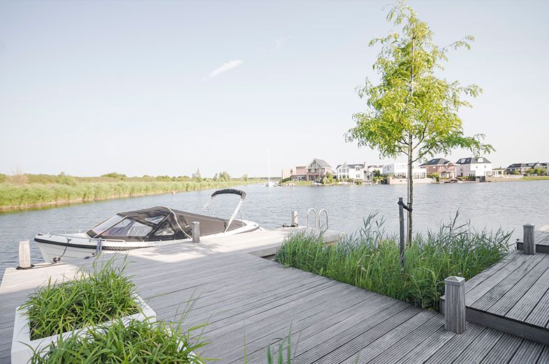 Www.buytengewoon.nl villatuinen stijlvolle villatuin met