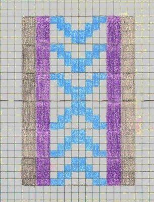 telar de tablillas, card weaving.tablet weaving