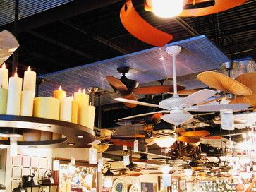 Dulles Electric Lighting Showroom Ceiling Fans