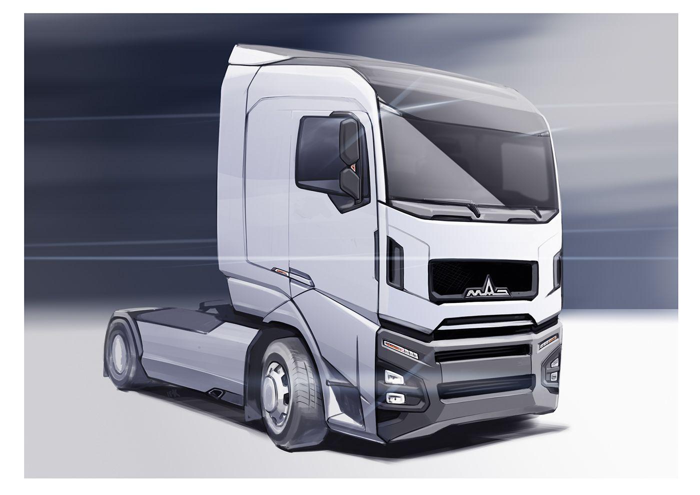sketch city truck lkw 39 s trucks autos und camiones. Black Bedroom Furniture Sets. Home Design Ideas
