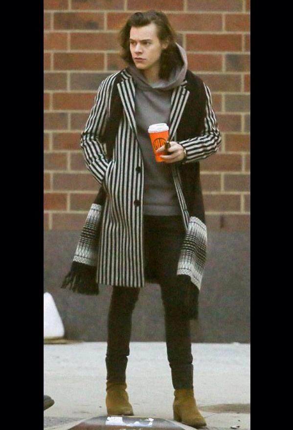 Harry in New York