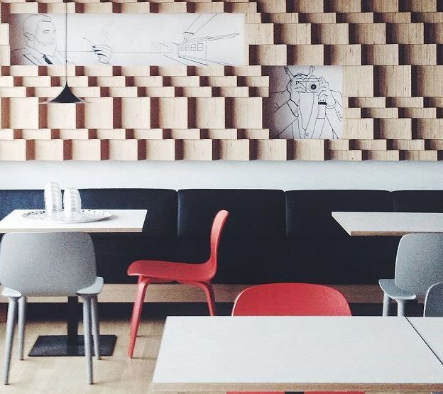 Großartige Küche, großartiges Design: das Restaurant Block by Dylan in Helsinki besticht nicht nur durch seine Einrichtung, sondern auch durch eine vielseitige internationale Küche.