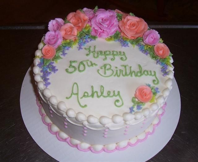 Sensational Decorating Royal Icing 50Th Birthday Cakes 50Th Birthday Ashley Funny Birthday Cards Online Benoljebrpdamsfinfo