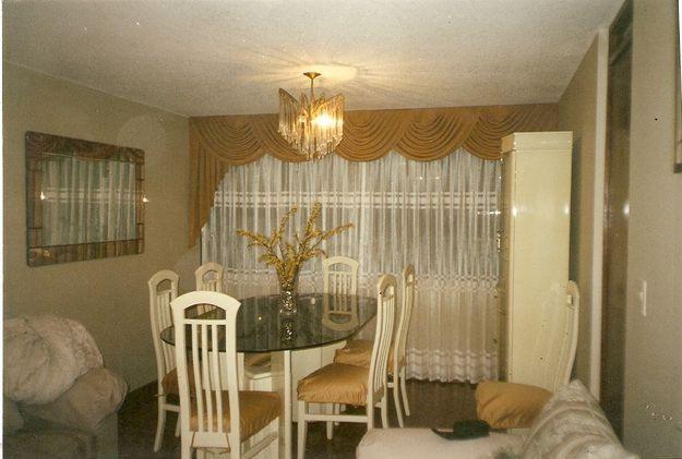 cortinas para comedor - Buscar con Google | cortinas | Pinterest ...