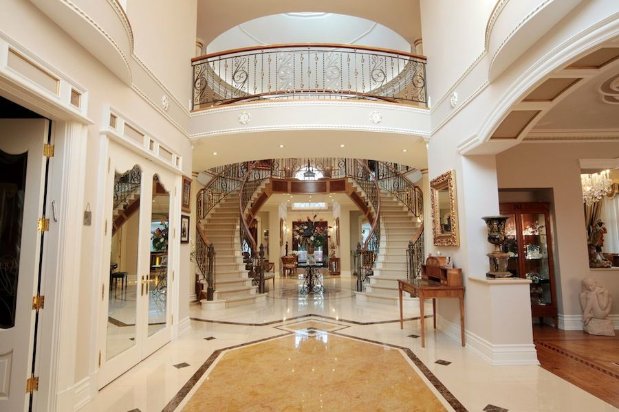 Luxury Foyer Ideas : Luxury foyer decorating and design ideas