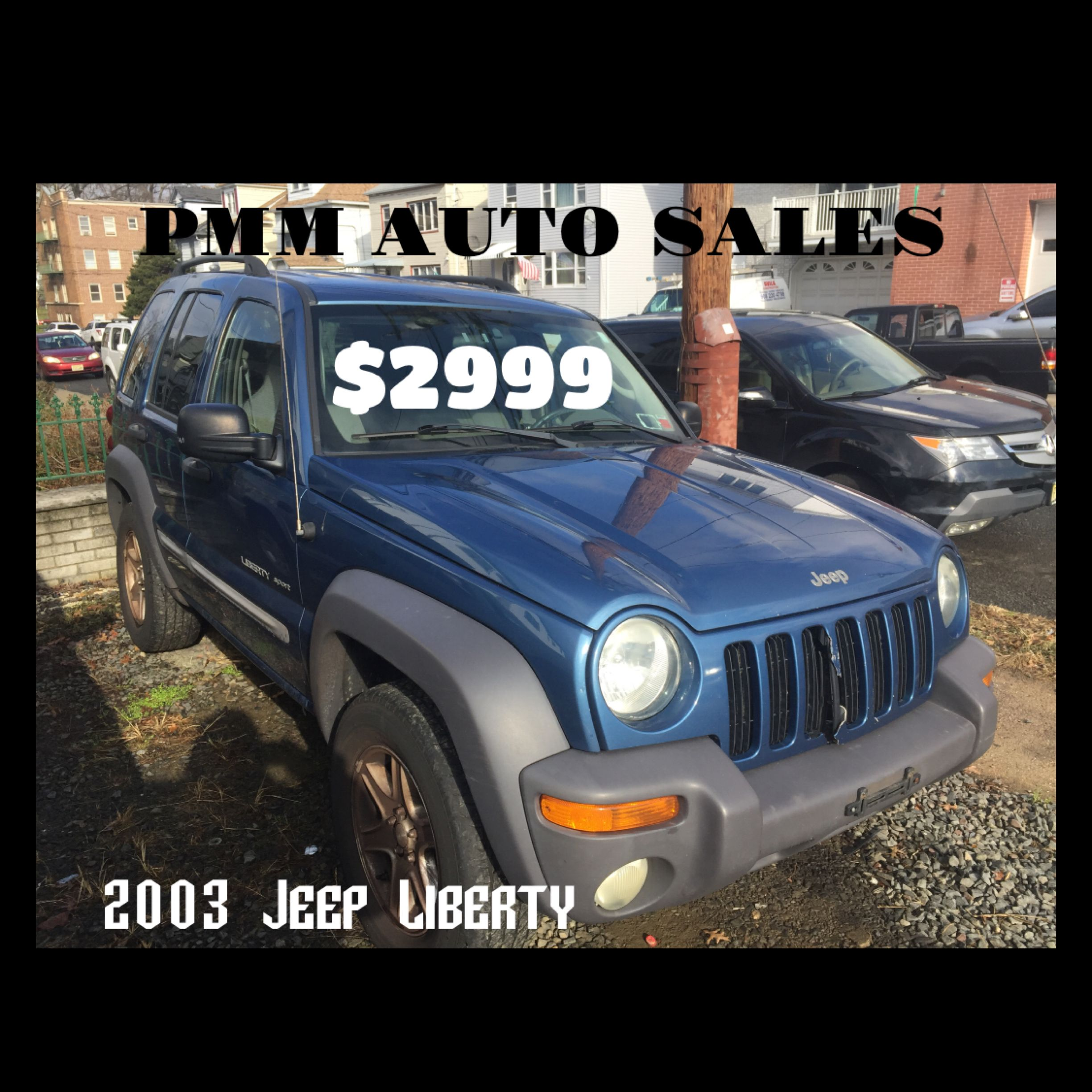 Liberty Auto Sales >> Pin By Pmm Autos On Underink Cars For Sale Jeep Liberty Jeep