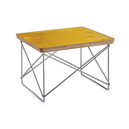 Vitra Couchtisch vitra occasional table ltr gold charles eames 1950
