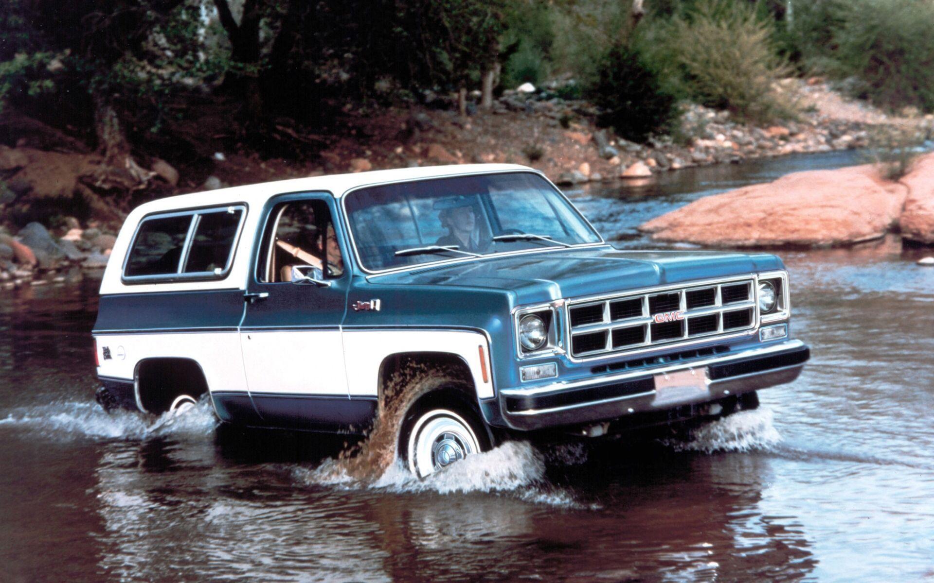 1978 Jimmy Gmc Trucks Old Chevy Pickups Classic Chevy Trucks