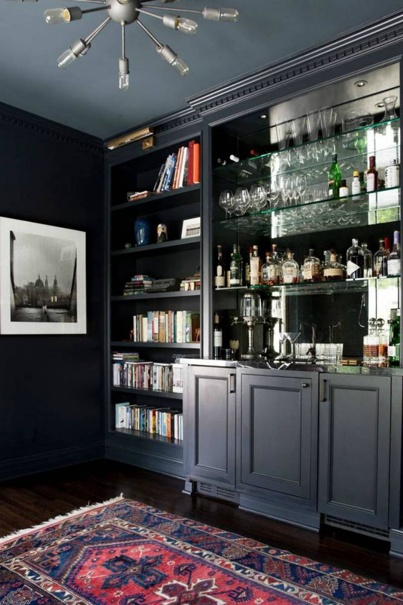 35 Chic Home Bar Designs You Need to See to Believe | Bar, Wine ...